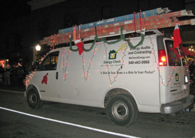 Blacksburg Christmas Parade