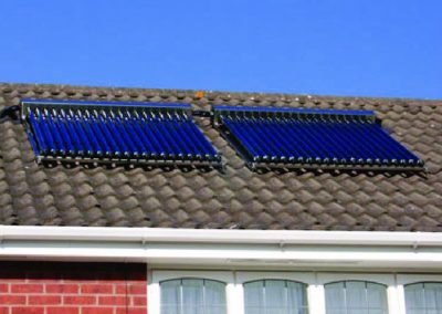 2Appliances - Solar Water Heater Roof