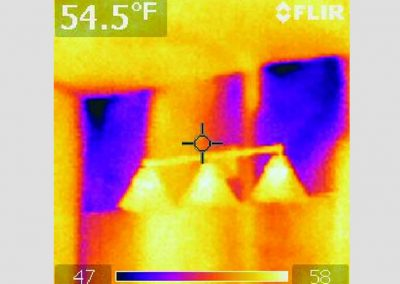 2Infrared Reveals Missing Insulation
