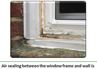 2Solutions - Window Frame Sealing