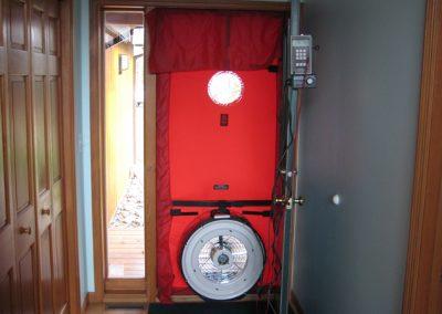 2Testing Blower Door